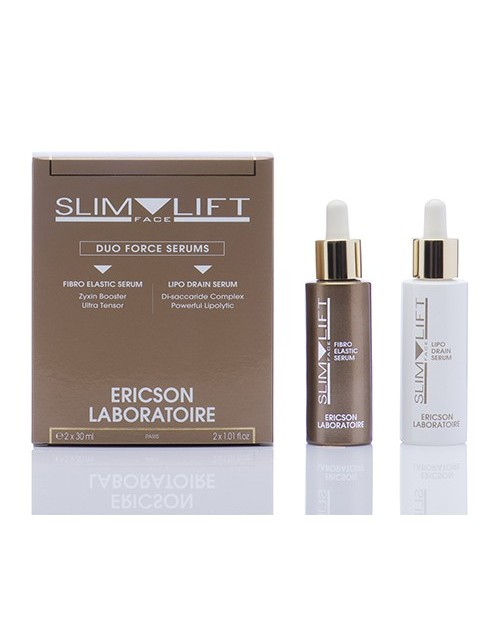 Набор сывороток двойного действия SLIM FACE LIFT ERICSON LABORATOIRE