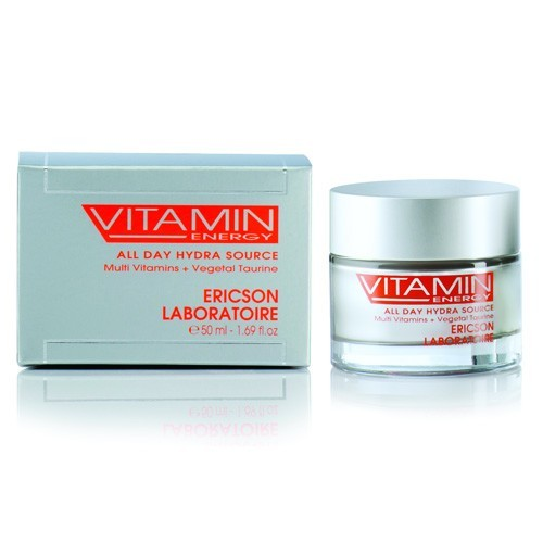 Увлажняющий тонизирующий крем vitamin energy