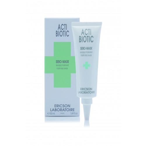 Очищающая противовоспалительная маска ACTI BIOTIC
