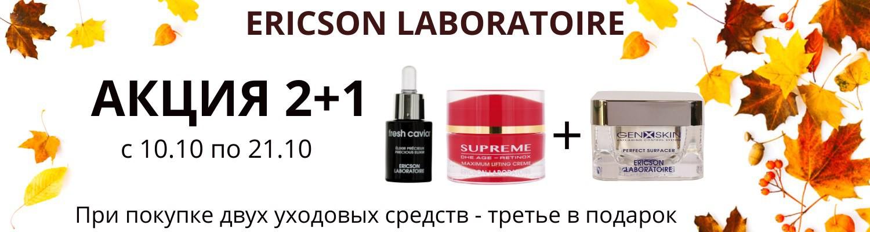 2+1 Ericson Laboratoire